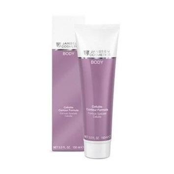 Janssen Cosmetics Body Cellulite Contour Formula 150ml Retail Size