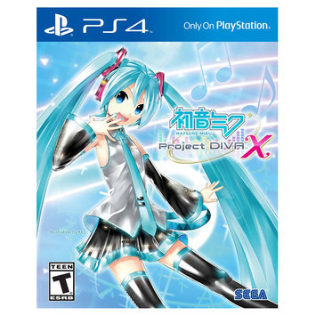 Sega Hatsune Miku: Project Diva X Playstation 4 [PS4]