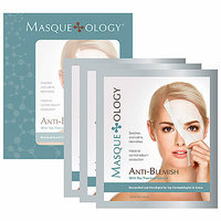 Masque*ology Anti-Blemish Masque With Tea Tree Leaf Extract 3 Masks x 1.06 oz