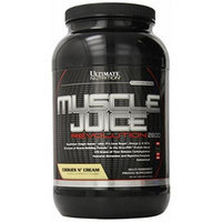 Ultimate Nutrition Muscle Juice Revolution 2600, Cookies 'n' Cream, 4.69 Pound