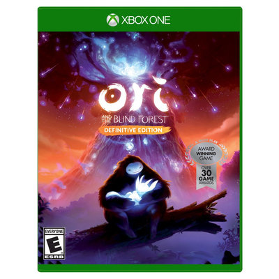 Microsoft Corp. Microsoft Corporation Ori and the Blind Forest: Definitive Edition - Xbox One - Available June 14, 2016