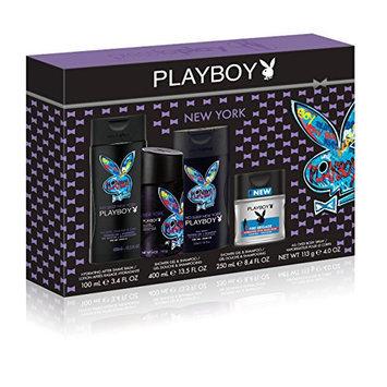 Playboy New York 4 Piece Gift Set