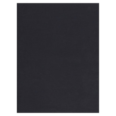 Jam Paper & Envelope 8 1/2 x 11 Black Linen 80lb Cover Cardstock - 50 sheets per pack