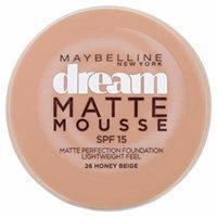Maybelline Dream Matte® Mousse Foundation SPF 15