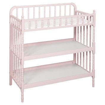 DaVinci Jenny Lind Changing Table - Blush Pink