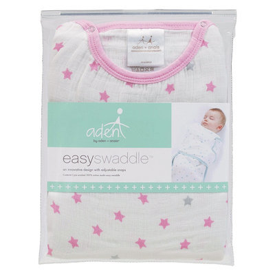 Aden & Anais aden® by aden + anais® Easy Swaddle Blanket - Darling