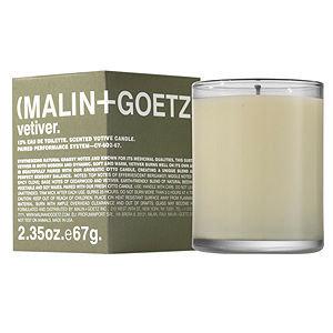 Malin + Goetz Vetiver Votive Candle