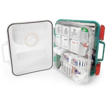 Be Smart Get Prepared 20HBC0105CCREV2 Osha & Ansi First Aid Kit Pack Of 4