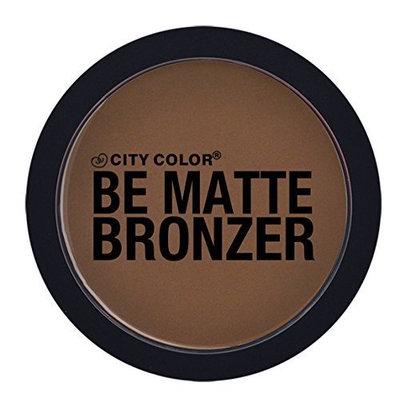 4pc City Color Be Matte Bronzer set of 4 C0003B