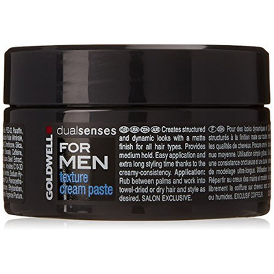 Goldwell Dualsenses for Men Texture Cream Paste By Goldwell for Men - 3.3 Oz Cream