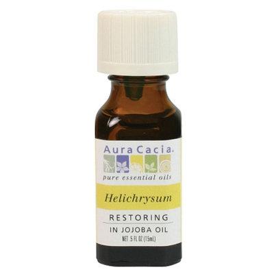 Aura Cacia Pure Essential OilRestoring Helichrysum in Jojoba Oil