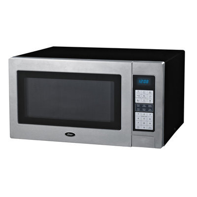 Galanz Enterprises Corporation Of Guang Dogn Stainless Steel 1100 Watt Microwave Oven