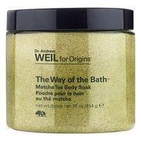 Dr. Andrew Weil for Origins The Way of The Bath Matcha Tea Body Soak