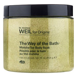 Dr. Andrew Weil for Origins The Way of The Bath Matcha Tea Body Soak