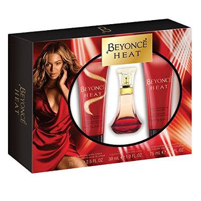 Beyonce Heat 3 Piece Fragrance Set