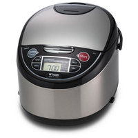 Tiger Corporation TIGER JAX-T18U 10 Cup Microcomputer Controlled Rice Cooker/Warmer