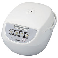 TIGER JBV-A18U 10 Cup Microcomputer Controlled Rice Cooker/Warmer