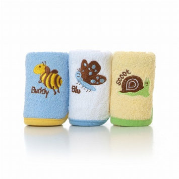 Little Twig Washcloths Super Soft  Cotton