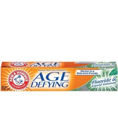 ARM & HAMMER™ Dental Care Toothpaste, Age Defying Fluoride & Liquid Calcium, Mint