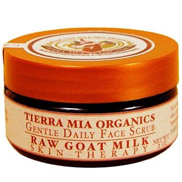 Tierra Mia Organics Gentle Daily Face Scrub