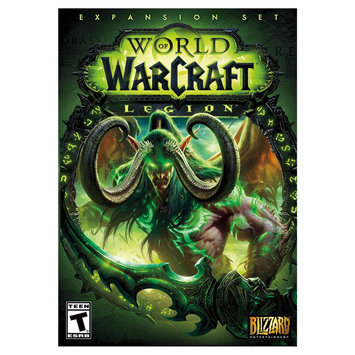 Activision, Inc. World Of Warcraft: Legion - Windows