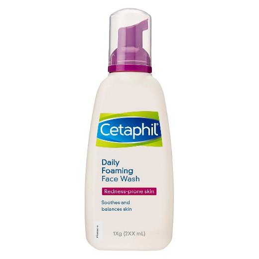 Cetaphil Daily Facial Foam Redness