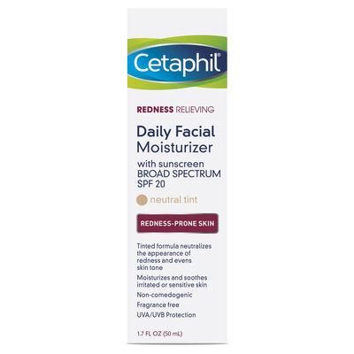 Cetaphil Redness Moisturizer Spf 35
