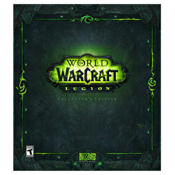 Activision, Inc. World Of Warcraft: Legion Collector's Edition - Windows