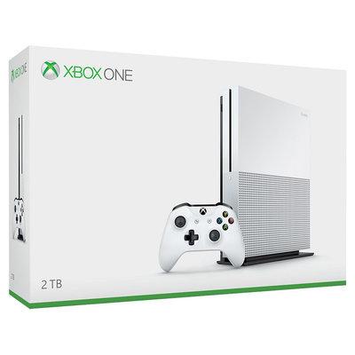 Microsoft Corp. Xbox One S 2TB Console, Black