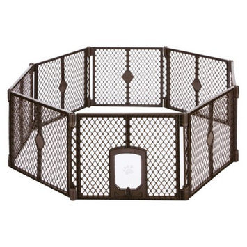 North States Industries North States 8 Panel Petyard Passage Exercise Pen