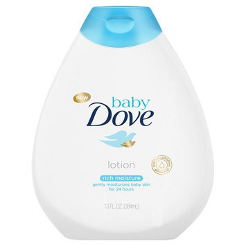 Dove Baby Rich Moisture Lotion