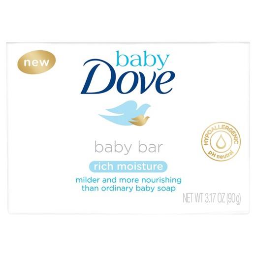 Baby Dove Rich Moisture Bar