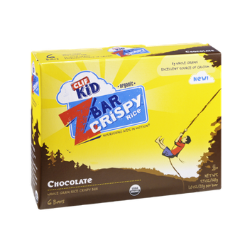 Clif Kid Z Bar Organic Chocolate Crispy Rice