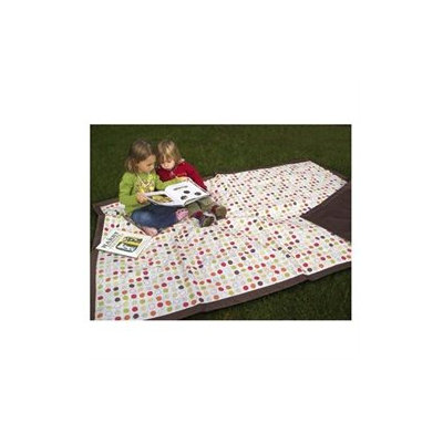 Tuffo LLC TA3-026 Water-Resistant Outdoor Blanket- Dots