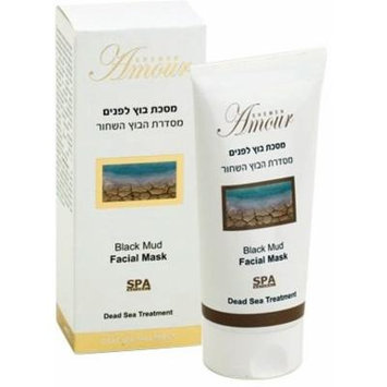Amour - Natural Facial Dead Sea Mud Mask