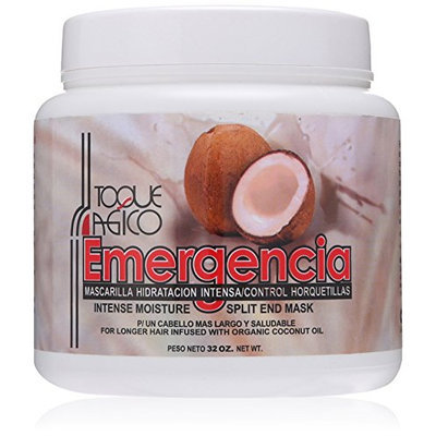 Toque Magico Emergencia Intense Moisture Split End Mask