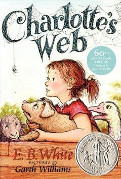 Charlotte's Web (Reissue) (Hardcover)