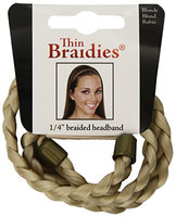 Mia Beauty Thin Braidie Head Band