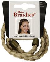 Mia Beauty Thin Braidie Head Band