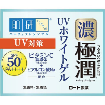 Rohto Laboratory of Skin Pole UV White Gel SPF 50+ Pa++++ Moisturizers