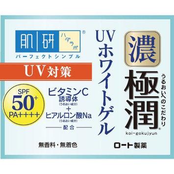 Rohto Laboratory of Skin Pole UV White Gel SPF 50+ Pa++++ Moisturizers