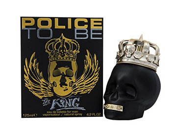 Police To Be The King Eau de Toilette Spray for Men