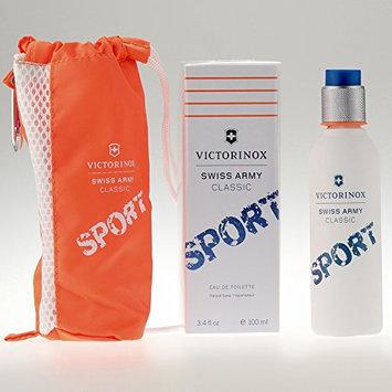 Victorinox Swiss Army Classic Sport Eau de Toilette Spray 3.4 Ounce