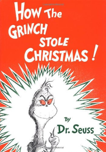 How the Grinch Stole Christmas! Party Edition (Hardcover)