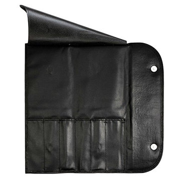 Da Vinci Empty Italian Napa Leather Case for 7 Brushes with Snap