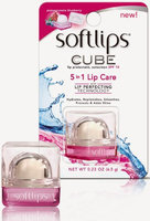 MENTHOLATUM Softlips Cube Lip Makeup