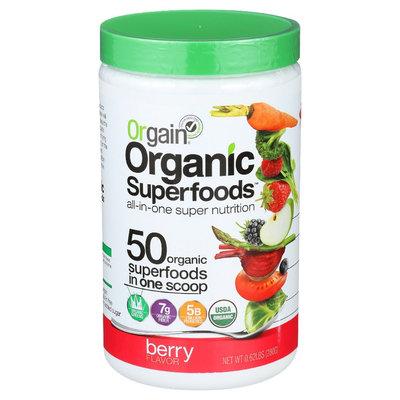 Orgain, Inc. Orgain Organic Superfoods