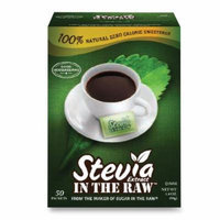 Stevia Extract In Raw (Individual Bags) 50 Bags (pack of 2)