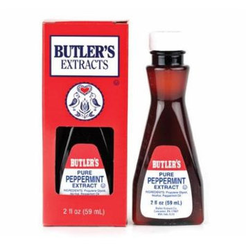 Butler's Peppermint Extract - 2 Oz