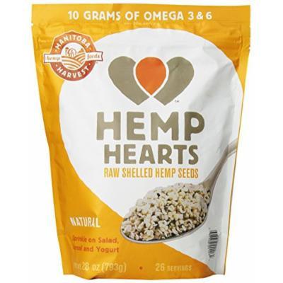 Manitoba Harvest: Hemp Hearts 28 Oz.